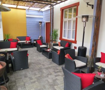 Ice and Spice Café Swakopmund