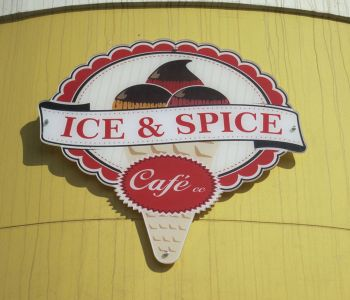 Ice and Spice Café Walvis Bay